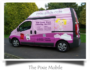 The Pixie Mobile